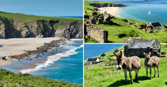 Remote Irish island is recruiting for two friends to run a coffee shop