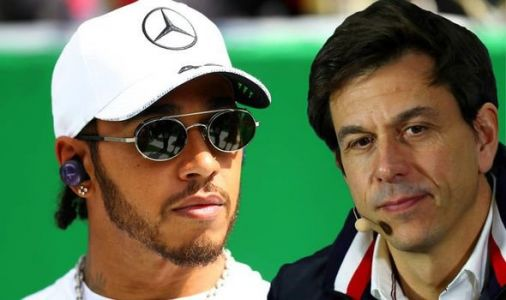 Lewis Hamilton makes statement on Mercedes contract talks and alleged demand to Toto Wolff