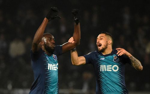 Porto striker Moussa Marega leaves pitch after suffering alleged racist abuse