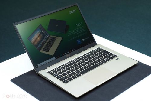 Acer Swift 3X initial review: Intel's discrete graphics has arrived