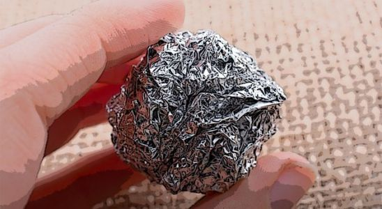 Can You Recycle Tin Foil? Yes, If You Use This Easy Hack