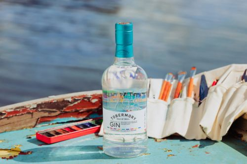 Isle of Mull's only distillery launches Tobermory gin