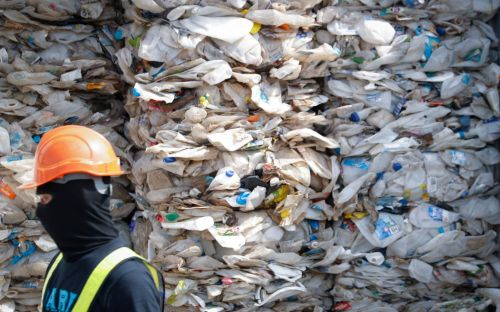 France slaps historic first fine on brokerage firm for shipping 'illegal' plastic waste to Malaysia