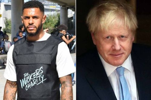 Prem star Andre Gray says Boris Johnson 'will never understand' knife crime