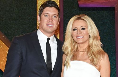 Tess Daly Hails Husband Vernon Kay Her 'Winner' With I'm A Celebrity Final Tribute