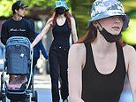 Joe Jonas and wife Sophie Turner enjoy the New York life with their daughter after selling mansion
