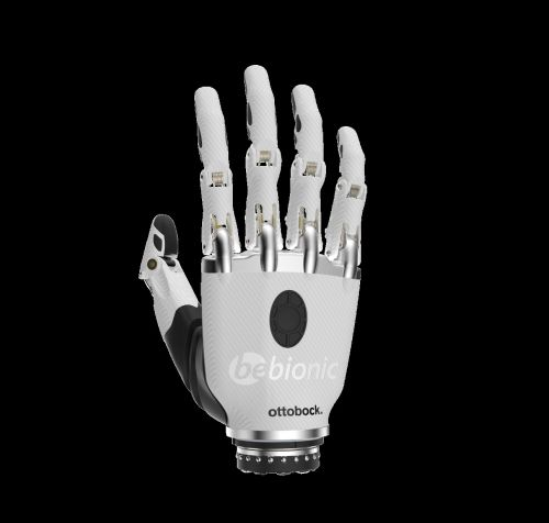 Getting A Grip On The Bebionic Hand