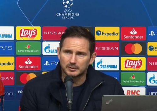 : Frank Lampard wants to see this one element of tonight's game repeated in the future