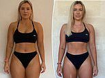 Personal trainer, 31, reveals how she transformed her body and lost six kilos in just EIGHT weeks