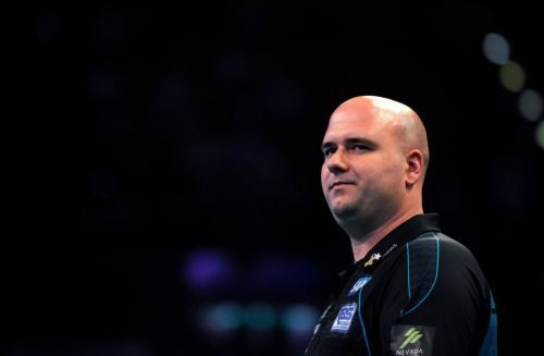 Rob Cross hoping Eastenders' Phil Mitchell can inspire him to World Matchplay success