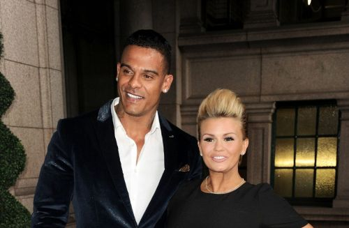 How did Kerry Katona's ex-husband George die?
