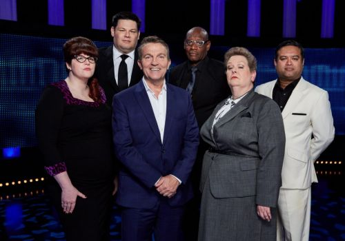 How many episodes of The Chase are filmed in one day and where is the show filmed?