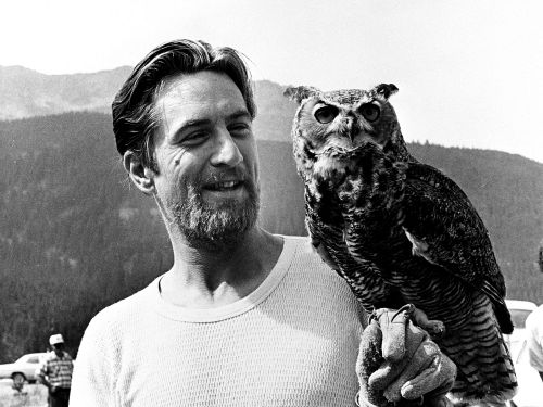 Check out these rare on-set photos from The Deer Hunter