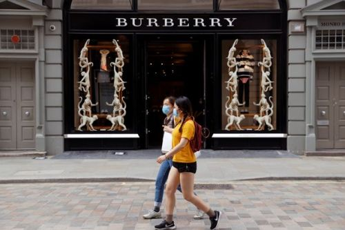 Burberry warns of job losses as it cuts costs in response to coronavirus hit