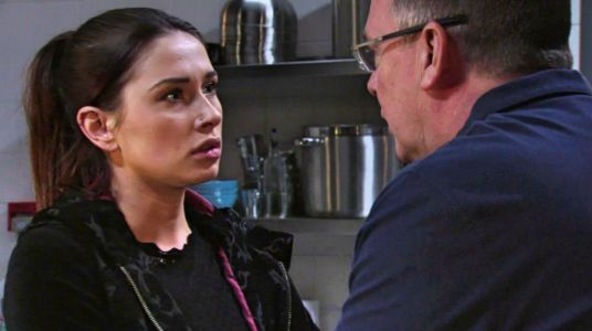 EastEnders spoilers: Dotty Cotton continues to blackmail Ian Beale tonight