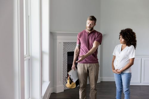 A home inspection is one of the last steps in the home-buying process, to flag any issues before it's too late