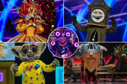 All The Masked Singer clues as fans 'rumble' celebrities' secret identities