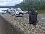 Police force in Derbyshire installs cameras to catch 'rubberneckers'