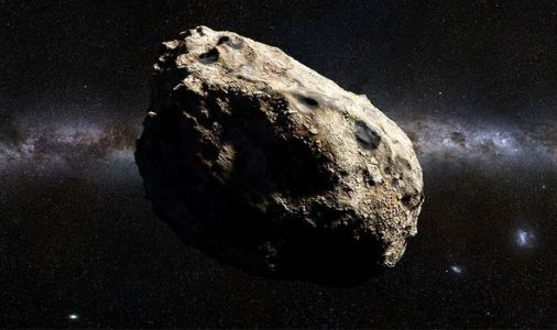 Asteroid flyby: A NASA-tracked rock will swing past Earth tomorrow at 30,000MPH