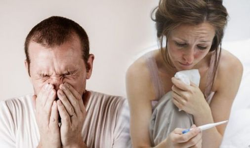 Coronavirus symptoms: Main symptoms to spot signalling either a cold, flu or COVID-19