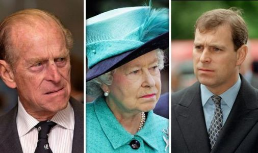 Royal fury: How the Queen and Prince Philip 'read the riot act' to Prince Andrew