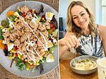 Dietitian Jaime Rose Chambers share her five secrets to the perfect salad