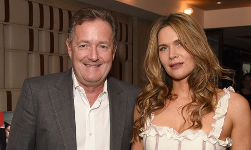 Piers Morgan surprises fans with date night photo with wife Celia Walden