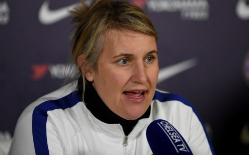 'It's a moment where it's just amplified': Chelsea Women manager Emma Hayes on domestic abuse in lockdown