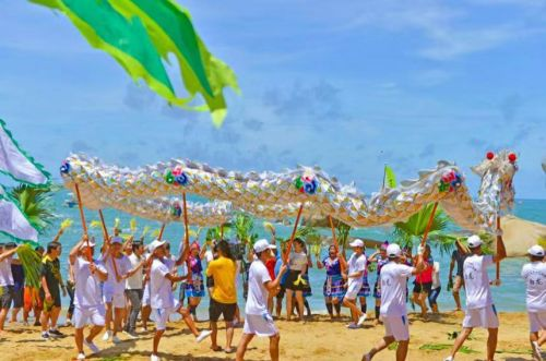 Sanya dishes out tourism report on 2019 Duanwu Festival holiday