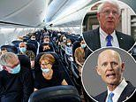 Senators on both sides of the aisle ready to DITCH MASKS amid push to end mandate public transport