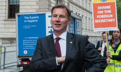 Jeremy Hunt AGREES with Trump attack at Sadiq Khan - 'Completely failed on knife crime!'