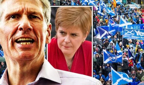 Senior SNP ally turns on Nicola Sturgeon's rules on banning Scottish independence marches