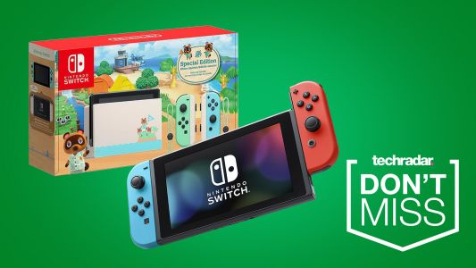 The best Nintendo Switch bundle is finally back in stock, but you'll need to act fast
