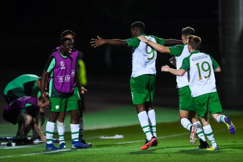 Republic of Ireland U19s 2 Czech Republic U19s 1: Barry Coffey winner seals European Championship semi final spot