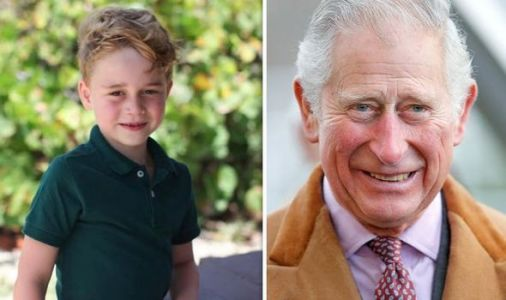 Prince Charles lets slip how he may celebrate Prince George's seventh birthday this year