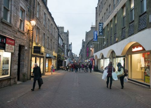 'Night Mayor' could be hired in Edinburgh city centre to curb late night noise issues