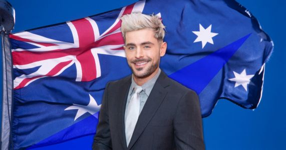 Zac Efron wants to 'move to Australia permanently'