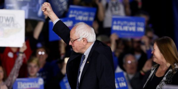 Bernie Sanders' Nevada win cements his frontrunner status