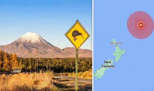 New Zealand earthquakes: Tremors could trigger volcano eruptions, expert warns