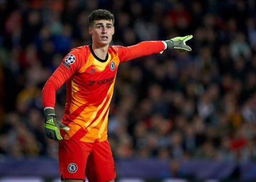 Romano: Chelsea consider letting Kepa Arrizabalaga leave in January