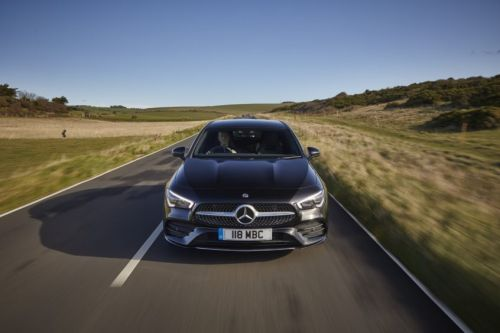 ROAD TEST: New Mercedes is shooting with style