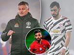 Manchester United boss Solskjaer ready to stop Fernandes playing for Portugal this month