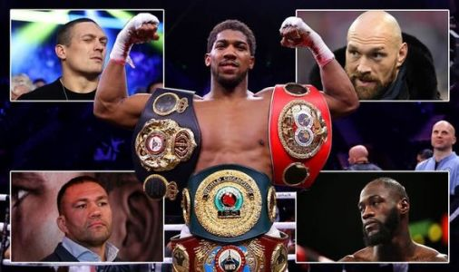 Anthony Joshua's four most likely opponents for next fight after Andy Ruiz Jr win