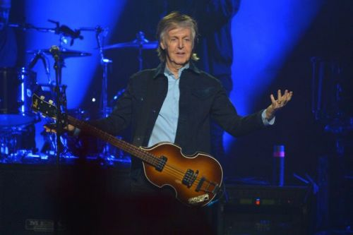 Paul McCartney Is Officially A Headliner At Glastonbury 2020