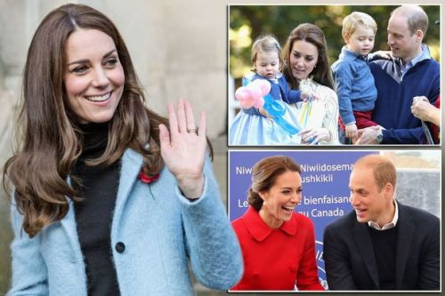 Kate Middleton's brilliant response when pal tells her she's lucky to have William