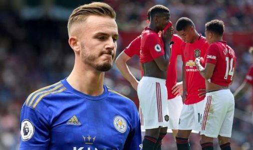 Man Utd feel James Maddison will 'move to Old Trafford within the next year'