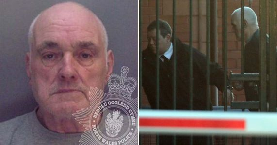 Pensioner jailed for stabbing wife to death on Christmas Day