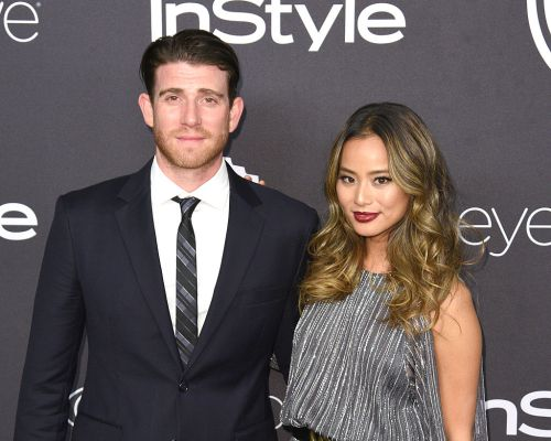Jamie Chung and Bryan Greenberg reveal they've privately welcomed twins: 'We got double the trouble now'