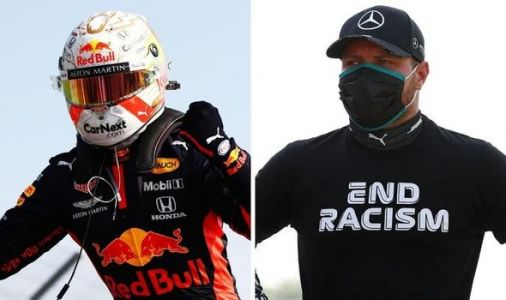 Valtteri Bottas launches accusation at Mercedes after Max Verstappen steals win