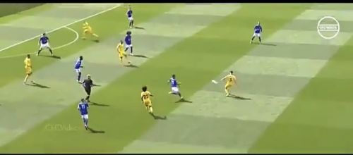 : Over two minutes of beautiful assists from Jorginho